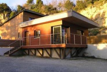 Construction maison en bois PACA - La Maison Bois